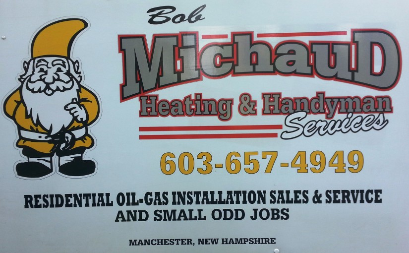 Bob Michaud Heating & Handyman Services